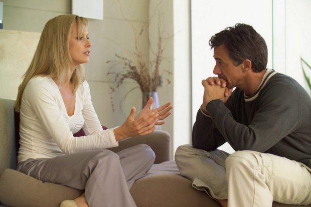 Общение женщины и мужчины