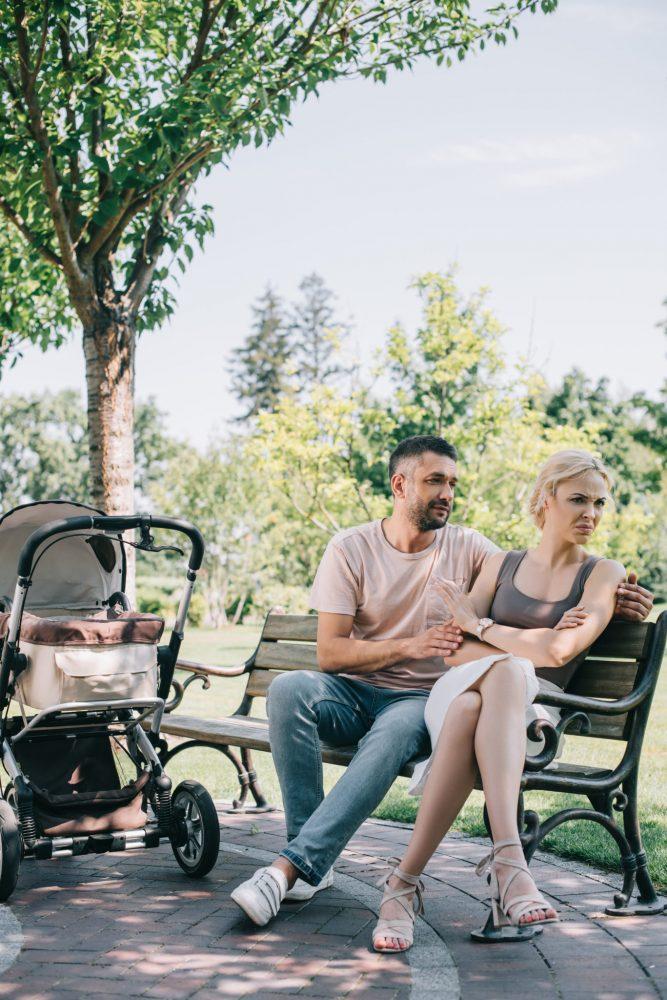 Психология отношений с мужем после рождения ребенка