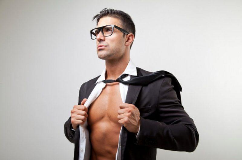 Первоначальный набор качеств мужчины