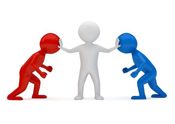 Как избегать конфликтов на работе?
