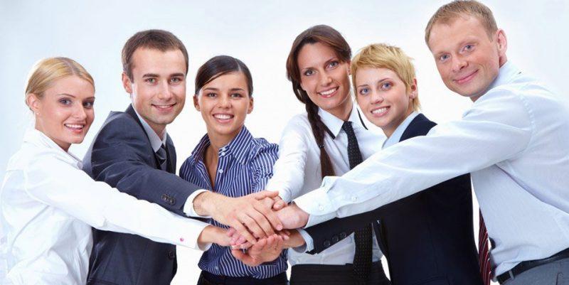 Найти свое место в трудовом коллективе