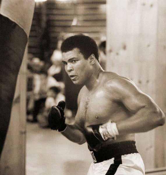 Мохаммед Али знает как выйти победителем с ринга
