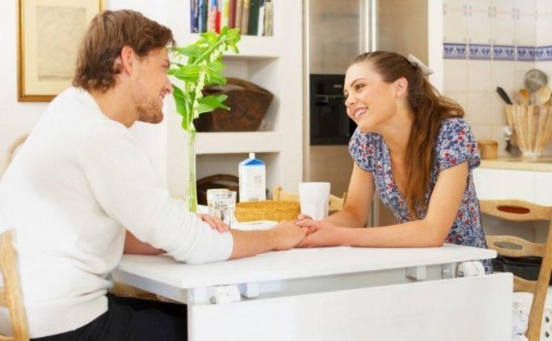 Основная задача женщины – не предъявлять завышенных требований к мужу
