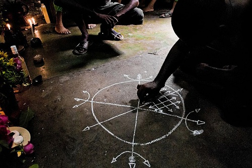 магический ритуал