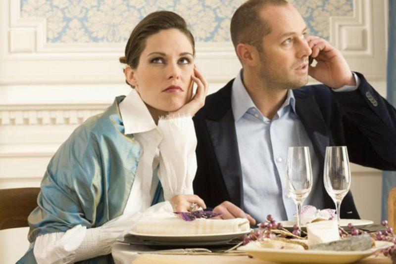 муж говорит жена слушает