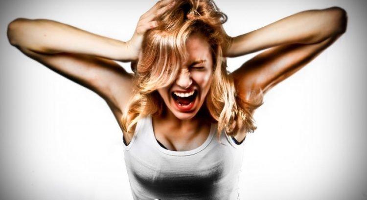 Приступы агрессии - симптом стресса+