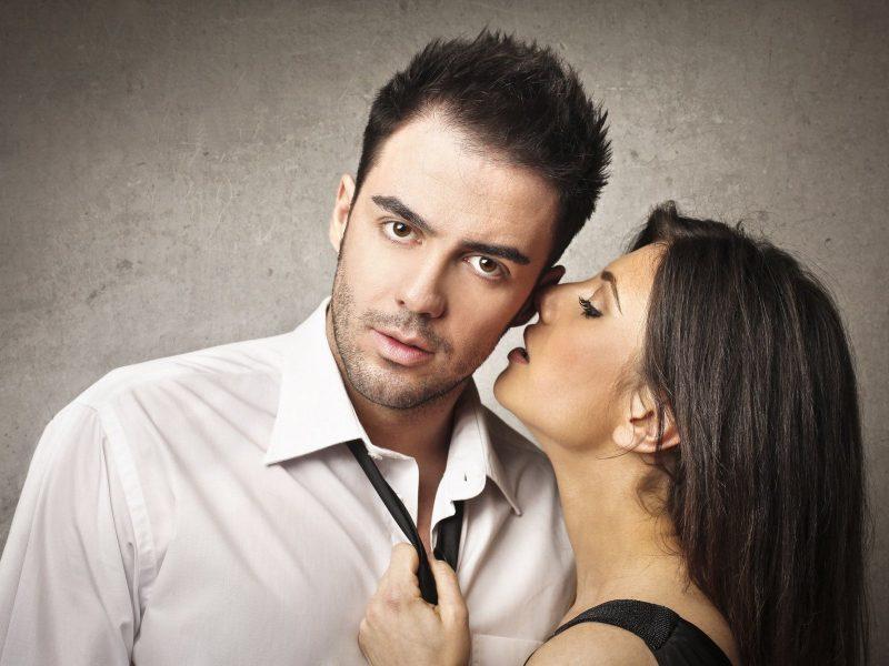 Мужчина с женщиной