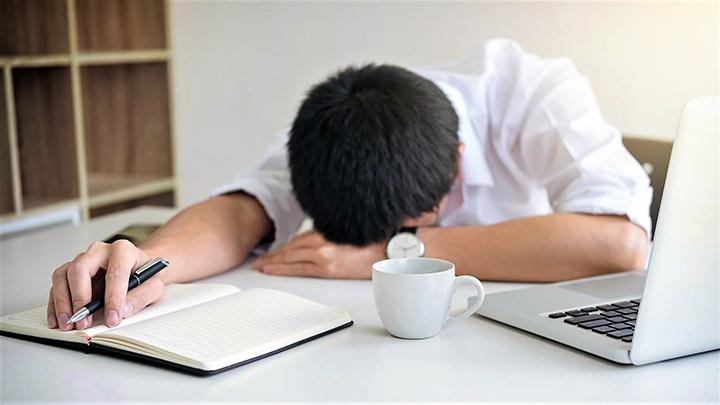 Постоянная сонливость и усталость