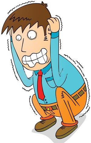 парень из мультфильма никак не может выйти из депрессии