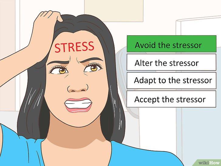Изображение с названием Avoid Stress Step 7