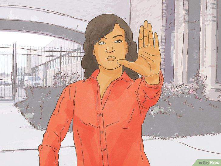 Изображение с названием Ignore a Guy That You Like Step 10