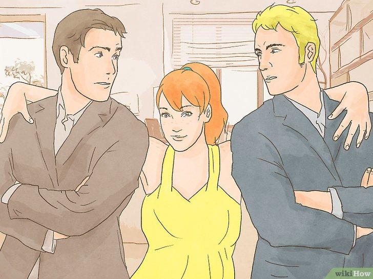 Изображение с названием Ignore a Guy That You Like Step 3