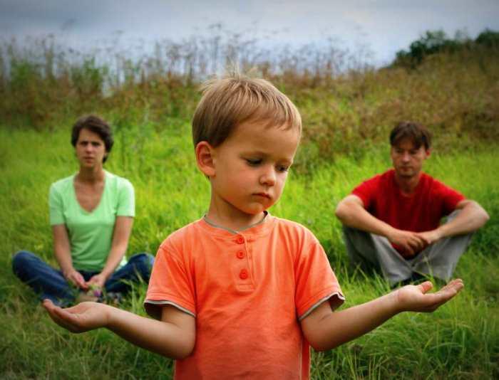выбор родителя для ребенка